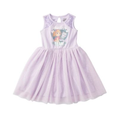 Get Girls' Paw Patrol Tutu Dress And Pajamas for $15 @ Sears