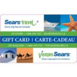 Sears®/MD Travel Gift Card