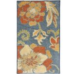 Mohawk Home Tapis imprimé « Power Flower »