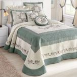 WholeHome®/MD 'Letty' Bedspread Set