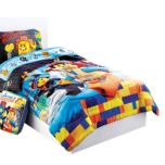 The LEGO® Movie 'On The Run' Twin Comforter