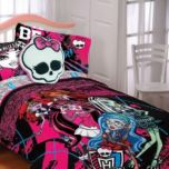 Monster High® Ghoulie Gang Twin/Double Comforter