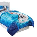 Disney Frozen™ 'Olaf Build A Snowman' Twin Comforter