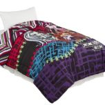 Mattel® Monster High 'All Ghouls Allowed'Comforter Twin/Full
