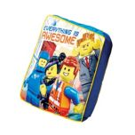 The LEGO(MD) Movie Coussin « Awesome Time » 3D en peluche