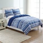WholeHome®/MD Amora 3-Piece Duvet Cover Set