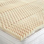 Bodyform® Orthopedic High-Density Foam Mattress Topper