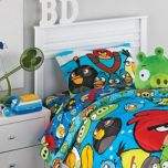 Angry Birds™ 'Blitz' Collection Sheet Set