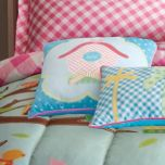 lief! lifestyle 'Birdhouse' Collection Cushion