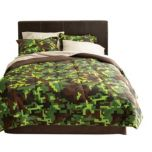 WholeHome®/MD Kids' 'Pixel' Bedding Set