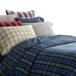 WholeHome®/MD 'Jasper' Flannel Duvet Cover Set