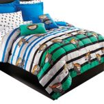 WholeHome®/MD Kid Themed Microfibre Comforter Set