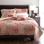 Scarlet Collection Quilt Set