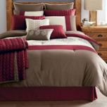 WholeHome®/MD 'Reed' 12-Piece Duvet Cover Set