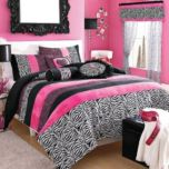 WholeHome TEENS (TM/MC) 'Natasha' Duvet Cover Set