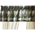 WholeHome®/MD 'Modern Camo' Collection Lined Valance