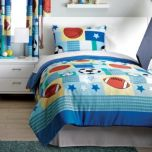 My World 'Sports' Collection Kid's Comforter Set