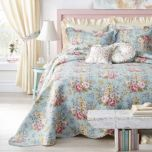 WholeHome®/MD 'Country Floral' Bedspread Set