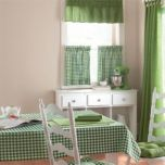 WholeHome®/MD Solid and Plaid Kitchen Coordinates
