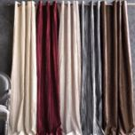 Whole Home®/MD 'Broomstick' Faux Silk Drapes