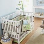 Baby's First by Nemcor - Elephants by Nature Nursery bedding collection