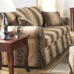 WholeHome®/MD 'Francesca' Non-skirted Living Room Furniture