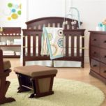 Delta™ Bentley Espresso Nursery Furniture