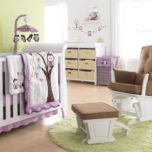 Delta™ White Nursery Furniture