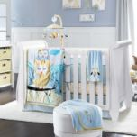 Baby's First® by Nemcor Nap Time Owls Nursery Collection