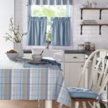 WholeHome CASUAL(TM/MC) Spring Plaid and Solid Kitchen Collection